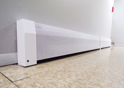 Commercial Baseboard Heater Cover